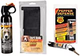 Guard Alaska Bear Repellent + Belt Clip Holster + OC Pepper Spray