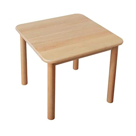 Swell Amazon Com Living Room Furniture Cjc Table Kids Hardwood Dailytribune Chair Design For Home Dailytribuneorg