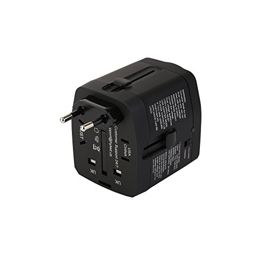 HYTED 2000Watts Travel Adapter Converter