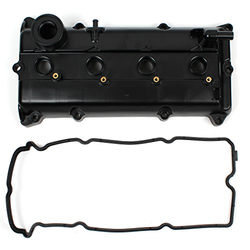 CNS FVC100 Brand New Engine Valve Cover & Valve Cover Gasket for 02-06 Nissan 2.5L Altima Sentra QR25DE