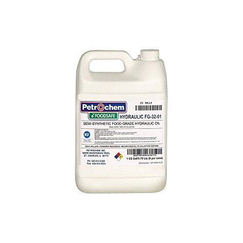 Food Grade SemiSyn Hydraulic Oil ISO - Food Hydraulic Grade Oil