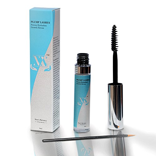 Eyelash Growth Serum for Lash and Brow - All Natural Eyelash Conditioner for Longer, Thicker, Healthier Lashes and Brows (8ML) - Perfect Lash Conditioner