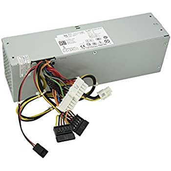 41b4OjqPQvL._SL500_AC_SS350_ amazon com fr610, pw116, rm112, 67t67 r224m, wu136 dell 235w Dell Gx Optiplex Power Supply at crackthecode.co