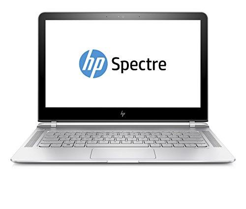 HP Spectre (13-v103ng) 33,8 cm (13,3 Zoll / FHD IPS) Laptop (Ultrabook mit: Intel Core i5-7200U, 8 GB RAM; 256 GB SSD, Intel HD-Grafikkarte 620, Windows 10 Home 64) silber