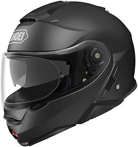 Shoei Neotec II Modular Helmet Matte Black Xlarge -  Shoei Helmets, NEOTEC2-MATTE BLACK
