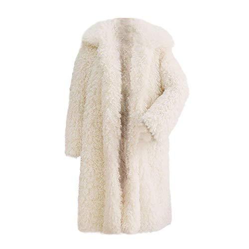 Cardigan Army Spesso 1 Green Bianco Casual Da Fuweiencore Parka Capispalla colore Giacca Donna Spessa M Caldo Moda Inverno Cappotto Dimensione Hq6w1g7