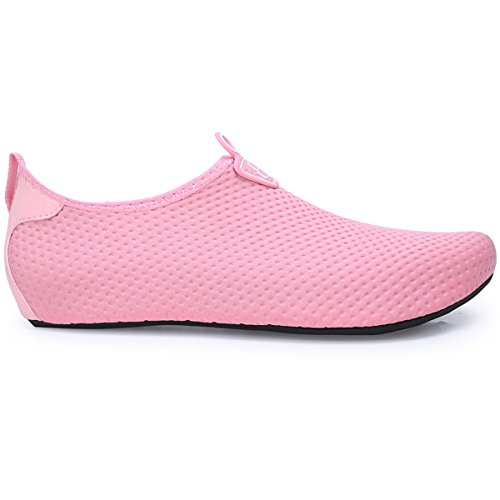 Sports Women Barerun for Socks Barefoot Pink Dry Pool Beach Yoga Surf Light Men Swim Shoes Water for Quick Aqua IgxZwCqngf