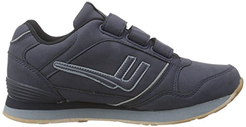 Adulto Exterior KilltecRossi Unisex Velcro 00814 Dunkelnavy Deporte De Blau para Azul Zapatillas 0X1qr0