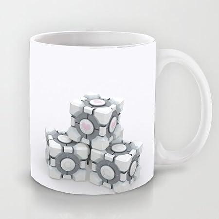 Popular Gift Choice - Tazas de cerámica blanca clásica de 325 ml ...