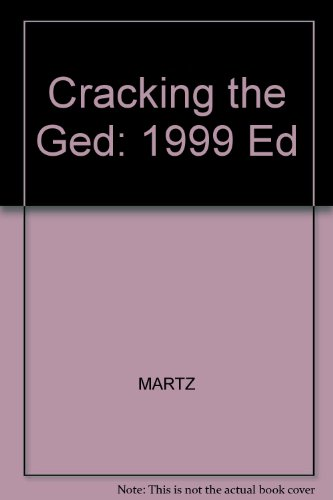 Cracking the GED, 1999 Edition