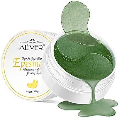 Amazon.com: Máscara de ojos de colágeno natural, colágeno ...