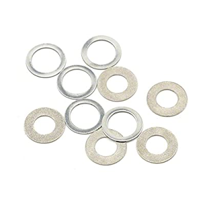 OFNA Racing Shim Washers .2mm Clutch Bell: Toys & Games