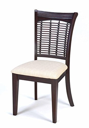 - Hillsdale Bayberry Dining Chairs, Dark Cherry, Set of 2 Chairs
