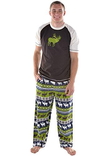 Amazon.com: Lazy One Unisex Animal Pajamas by LazyOne | Men's ...
