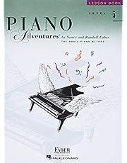 Level 5 - Lesson Book: Piano Adventures