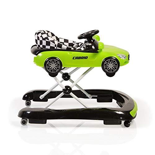 Andador Cabrio 2 en 1 Diseño de cabina regulable en altura ...