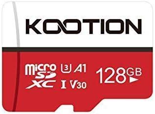 KOOTION Micro SD 128GB Clase 10 Tarjeta de Memoria Micro SD SDXC ...