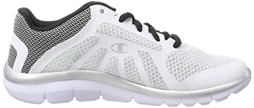 Shoe Laufschuhe Low Silver Champion Weiß Melange Cut Alpha Black White Damen Ww006 RqOqnB1WU