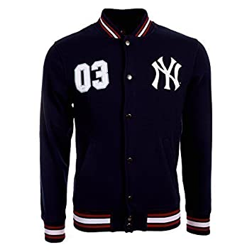 NEW YORK Yankees MLB Béisbol College Chaqueta Letterman ...
