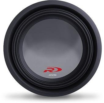 "Alpine 12"" Shallow Mount Subwoofer"
