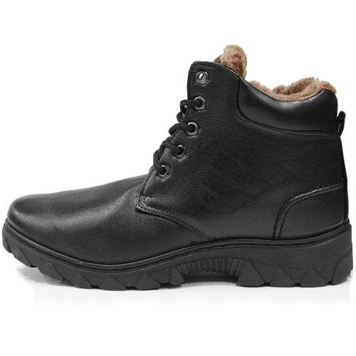 Snow Black Boots Winter Shoes Trend Mens New Working Trend New tqfSZ