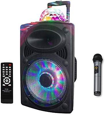 Impex TS 81 Multimedia Trolley Speaker سماعة ا مبكس