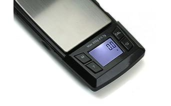 AERO-100 Digital Pocket Scale - Capacity (Max) 100g