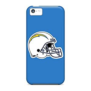 New Snap-on GAwilliam Skin Case Cover Compatible With Iphone 5c- San Diego Chargers