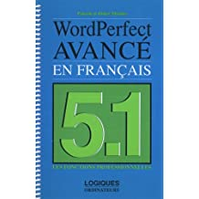 Wordperfect 5.1 dos avance