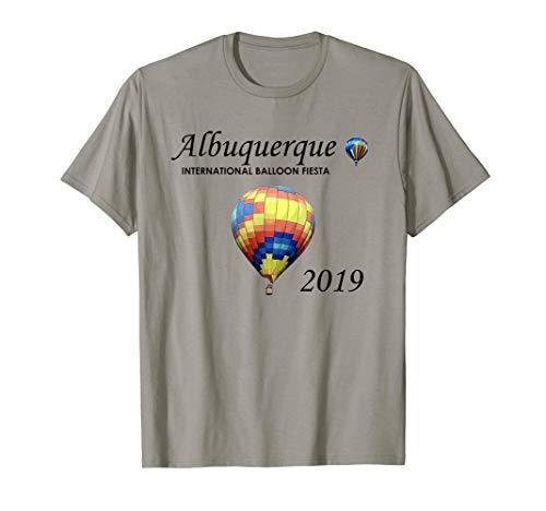 Albuquerque Hot Air Balloon Fiesta 2019 Festival T-Shirt