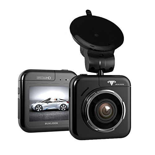 Advanced Portable Car Camcorder (Black) - 3