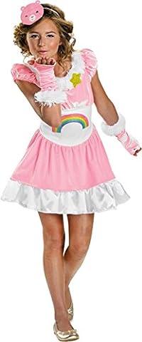 Cheer Bear Costume - Medium - Morris Care Bear Costume