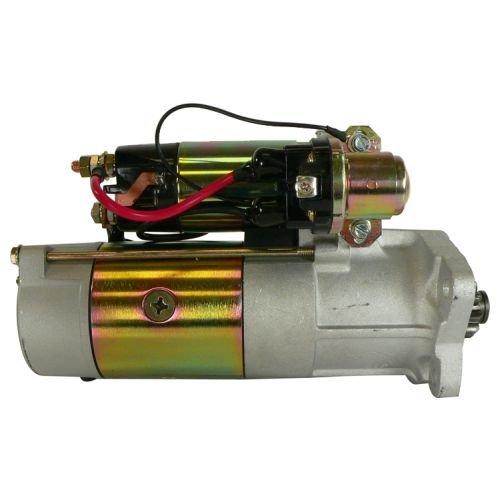 DB Electrical SMT0365 Starter For Caterpillar Excavators 311B 320B 3066 Engine /E200B EL200B Mitsubishi S6K-T Engine /M8T60871, M8T60872, M8T60873 /125-2988, 1R7370, 272-4774