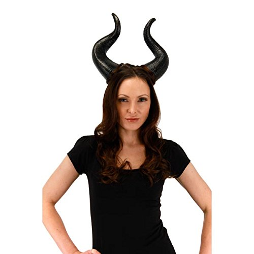 Elope Disney's Maleficent Deluxe Horns