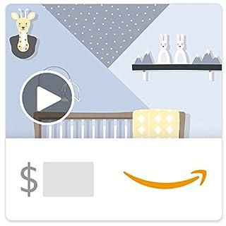 Amazon eGift Card - Baby's Nursery (Animated) (B07D3P511R)   Amazon price tracker / tracking, Amazon price history charts, Amazon price watches, Amazon price drop alerts