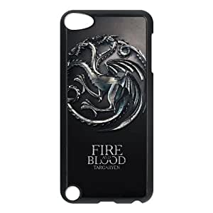 iPod Touch 5 Case Black Game of Thrones 002 SYj_825205