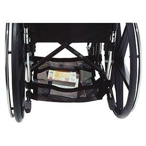 Wheelchair Underneath CarryOn