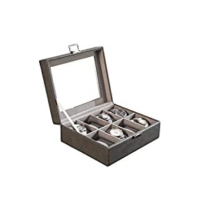 ORE International YMB-1712 Watch Case, Gray
