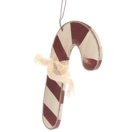 Primitive Christmas Candy Cane - 9