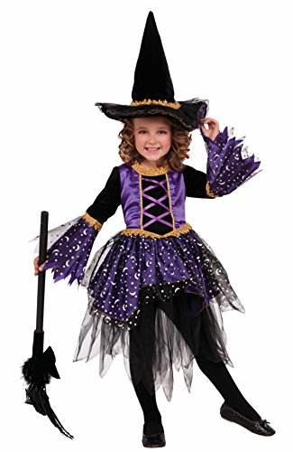 Forum Novelties Child's Mystic Amethyst Witch Costume -