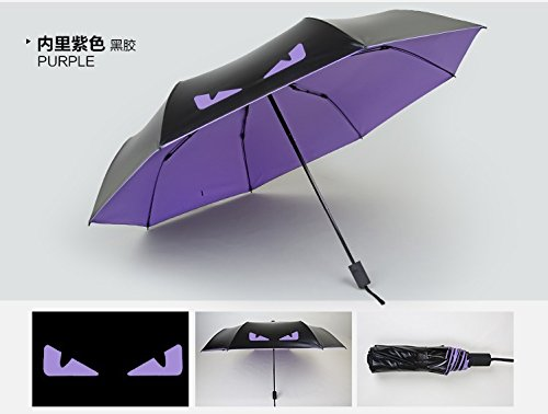 Amazon.com: VaThaStore Fancytime Women Folding Rain Umbrella Mini Fashion Pocket Small Sun Rain Parasol Anti-UV Umbrella Paraguas Parasol: Baby