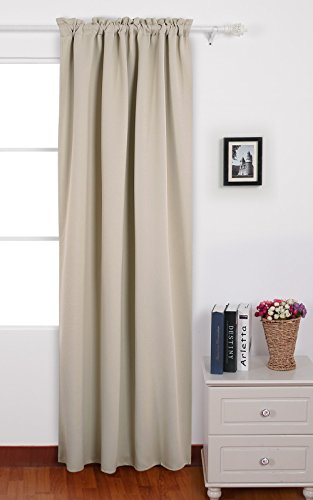 Deconovo Blackout Curtains Thermal Insulated product image