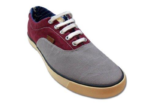 Jack And Jones Surf Lace Shoe Vnt Bordeauxrot Herren Moda Schuhe Neu