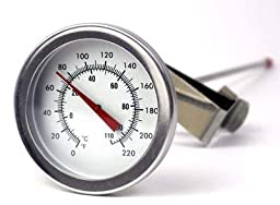 Dial Thermometer by Midwest Homebrewing and Winemaking Supplies