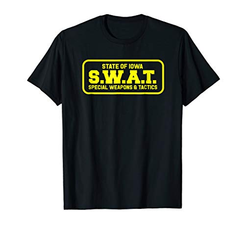 Iowa SWAT Team SRT Sheriff Law Enforcement