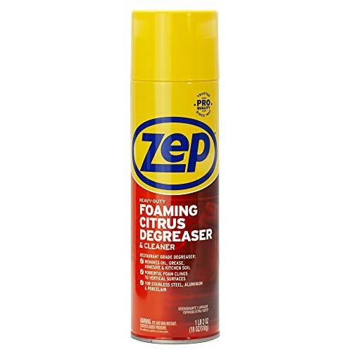 Zep ZUHFD18 Foam Degreaser, 18 oz