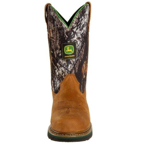 John Deere JD3288stivali Wellington 25,4cm Mossy Oak da