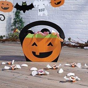 Happy Halloween Loot Bags (Pack of -