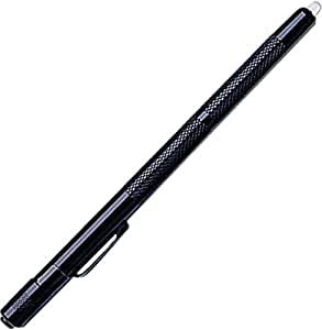 Streamlight 65018 Stylus 3-AAAA LED Pen Light, Black with White Light 6-1/4-Inch