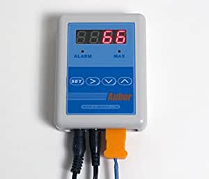 PID Temperature Controller for Smoker/BBQ
